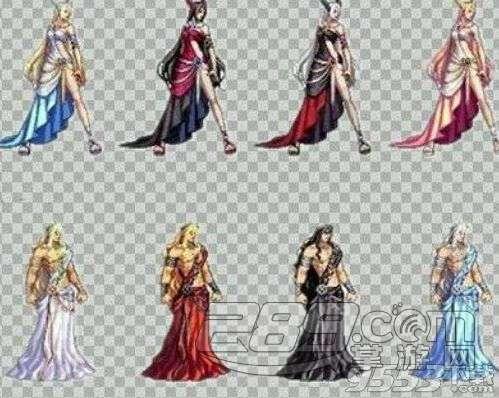 dnfsf发布网今日,虽然夏日套没有了但是你萌不觉得女鬼剑新出的高级时装就是